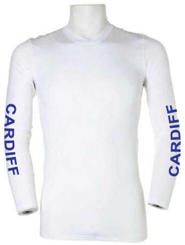 Cardiff City RC Baselayer