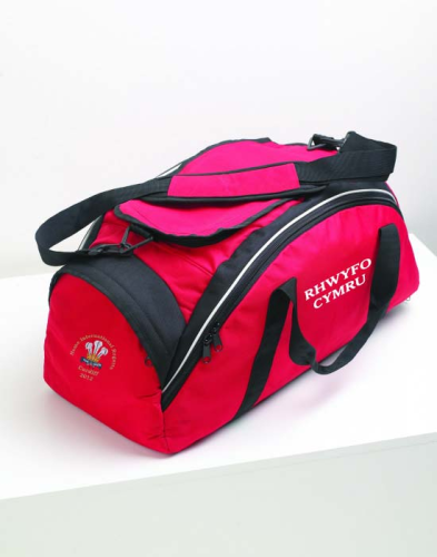 Welsh Team Kit Bag