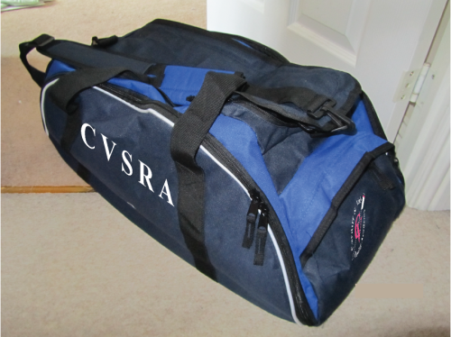 CVSRA Kit Bag