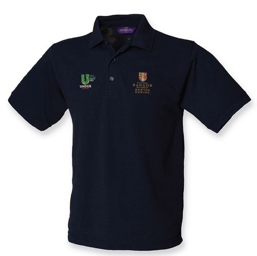 BUBC Men's Polo Shirt