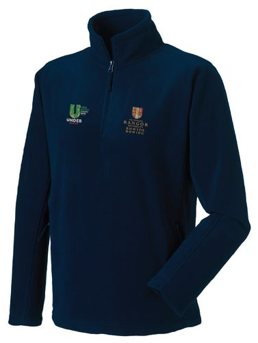 Quarter Zip BUBC Fleece