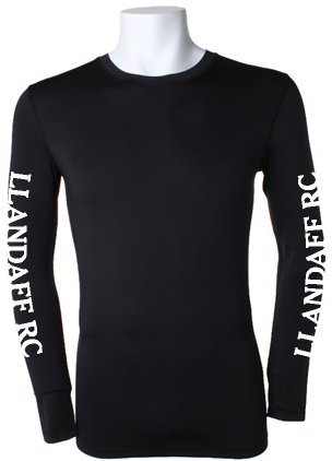 Llandaff RC Black Baselayer