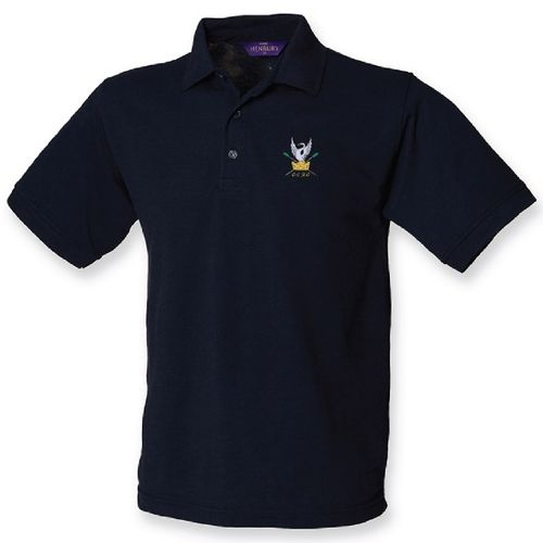 CSRC Men's Navy Polo Shirt