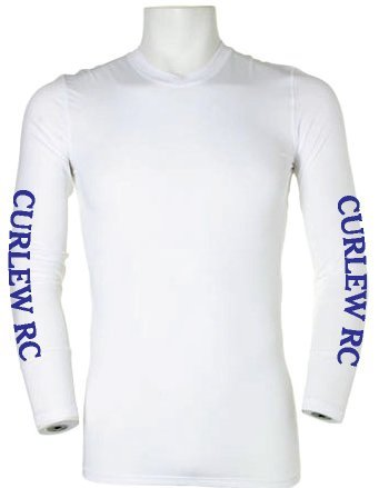 Curlew RC White Baselayer