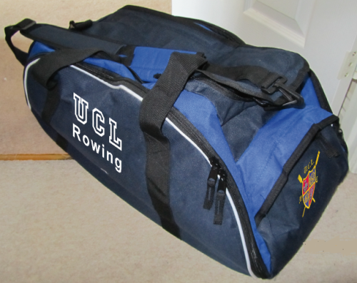 UCL Rowing Kit Bag