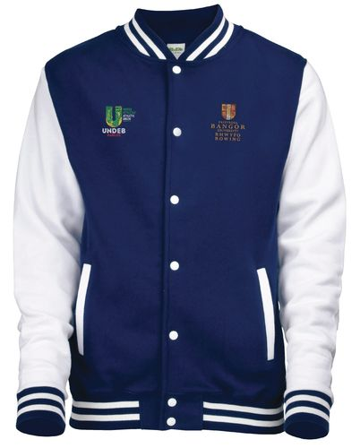 Bangor University BC Varsity Jacket