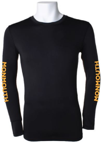 Monmouth Black Baselayer