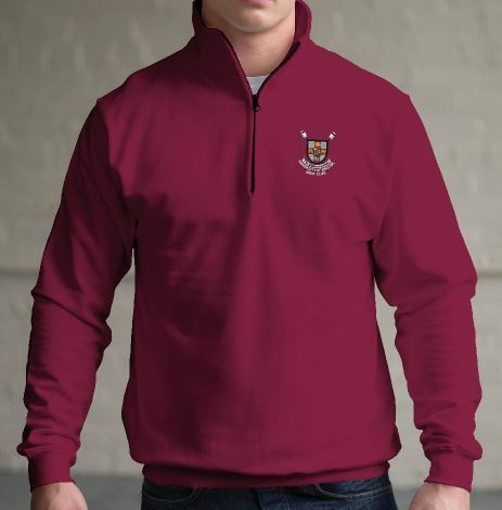UBBC Quarter Zip Sweatshirt
