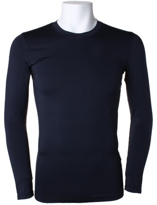 Navy Blue Warmtex Long Sleeved Baselayer