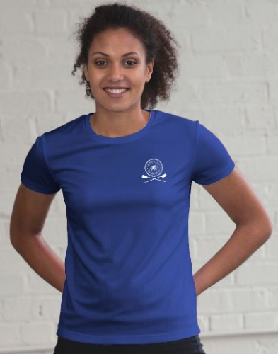 Cardiff City RC Women's Tech T-Shirt