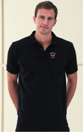 MIRC Men's Polo Shirt