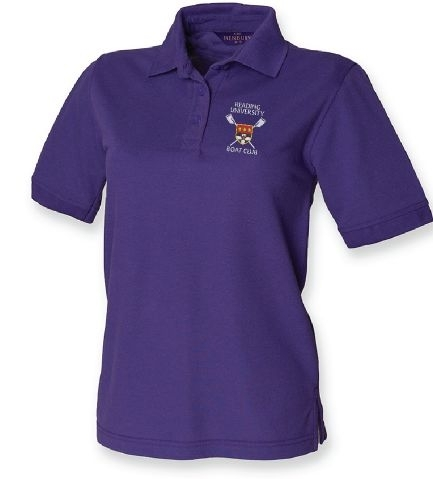 RUBC Women's Polo Shirt