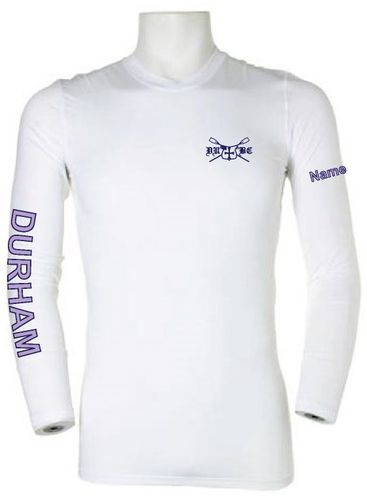 DUBC White Baselayer