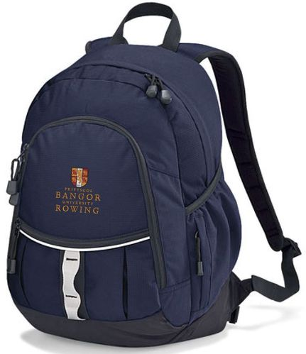 BUBC Navy Backpack