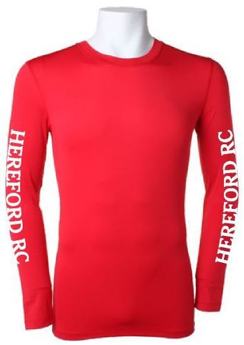 Hereford RC Red Baselayer