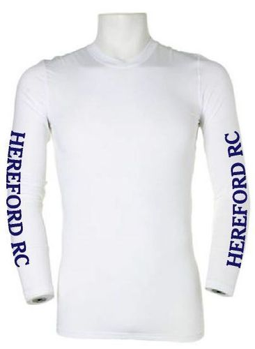 Hereford RC White Baselayer