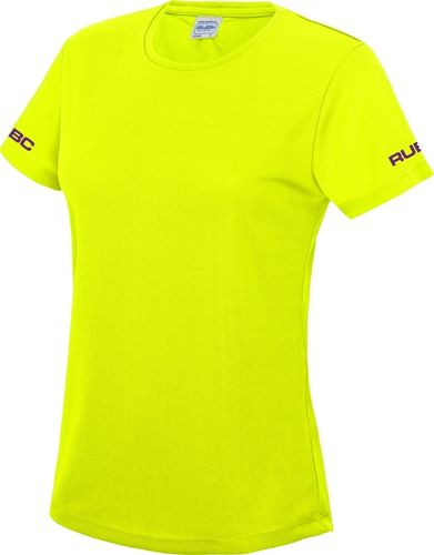 RUBC Women's Hi-VisTech T-Shirt