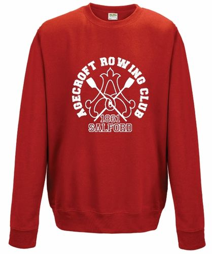 Agecroft RC Red Sweatshirt