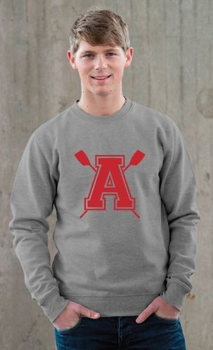 Agecroft RC Grey Sweatshirt