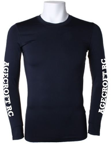 Agecroft RC Navy Baselayer