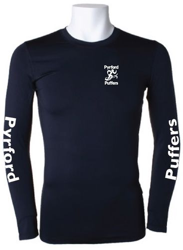 Pyrford Puffers Navy Baselayer
