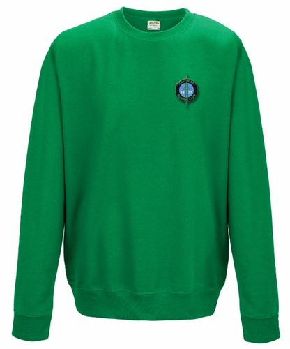 Trafford RC Green Sweatshirt