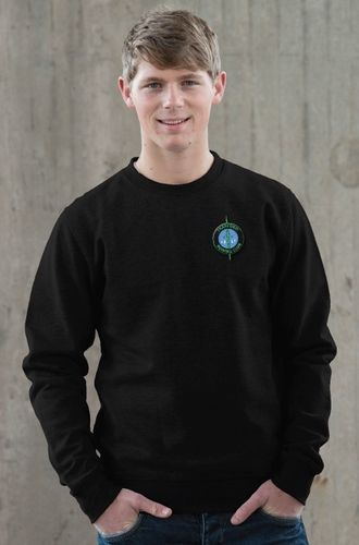 Trafford RC Black Sweatshirt