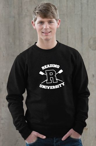 RUBC Black Sweatshirt