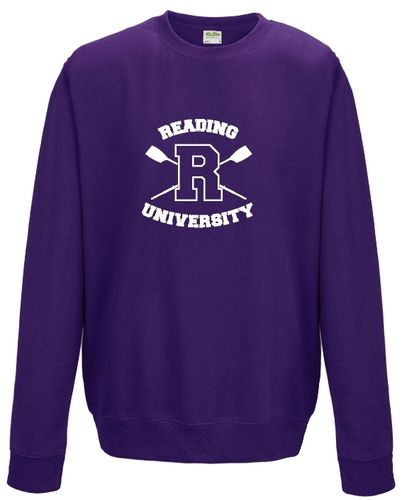 RUBC Purple Sweatshirt