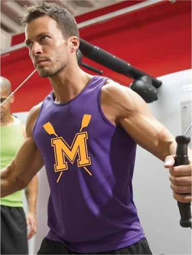 MUBC Men's Training Vest - printed
