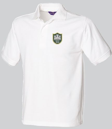 Goodrich CC White Polo Shirt