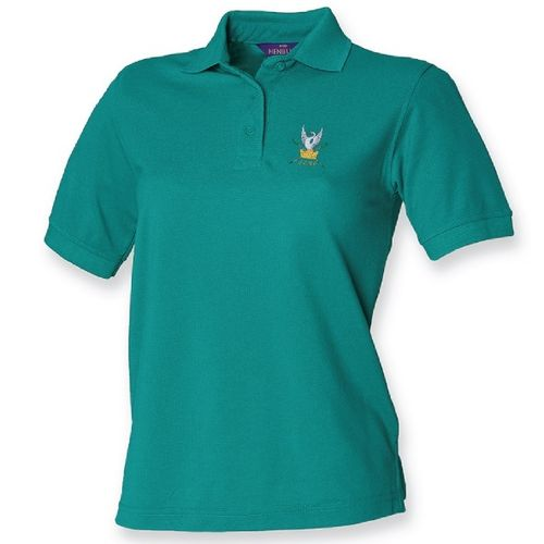 CSRC Women's Jade Polo Shirt