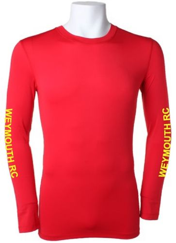 Weymouth RC Red Baselayer