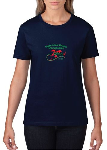 Welsh Indoor Rowing Women's T-Shirt 2016