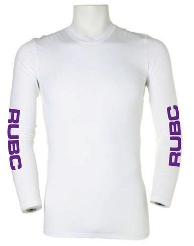 RUBC White Baselayer