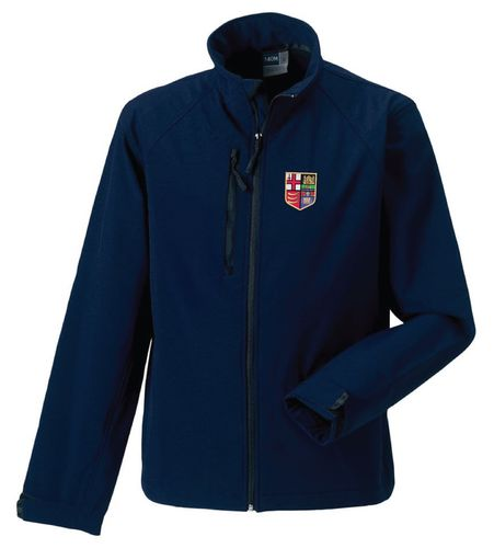 London RC Men's Softshell Jacket
