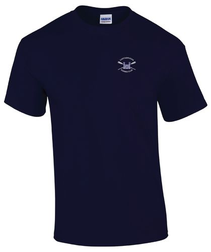 Cantabrigian RC Men's Navy T-Shirt