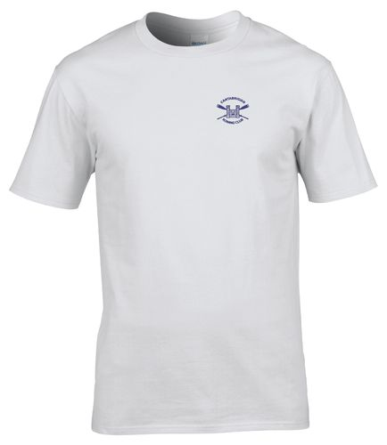 Cantabrigian RC Men's White T-Shirt