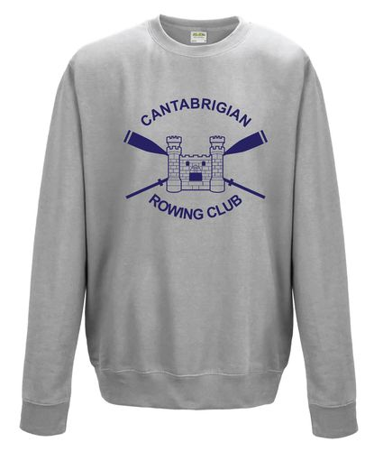 Cantabrigian RC Grey Sweatshirt