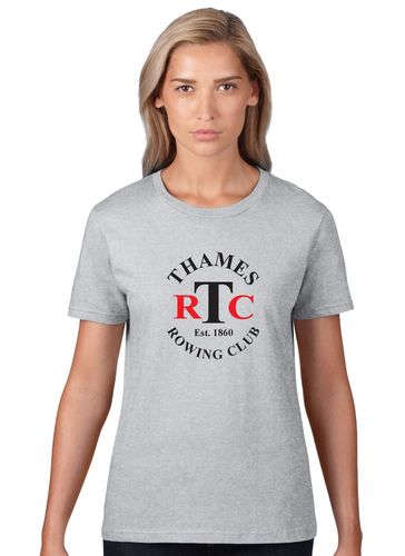 Thames RC Women's Grey T-Shirt