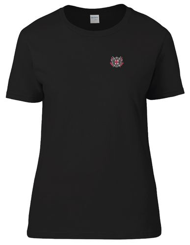 Thames RC Women's Black T-Shirt