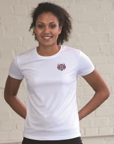 Thames RC Women's White Tech T