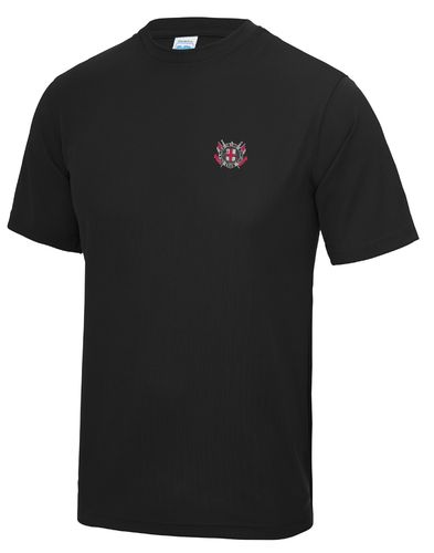 Thames RC Men's Black Tech T
