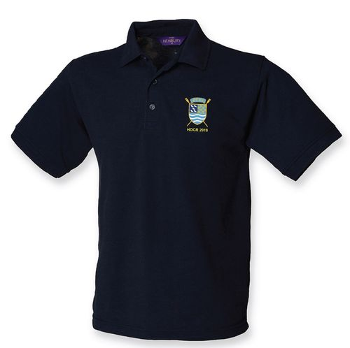 PTRC Navy HOCR 2018 Men's Polo Shirt