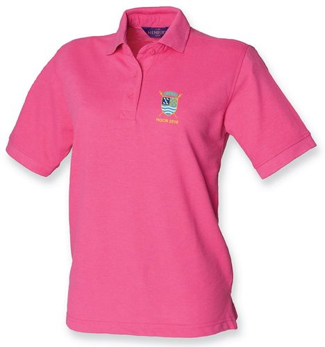 PTRC Pink HOCR 2018 Women's Polo Shirt