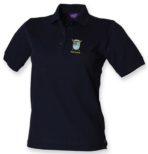PTRC Navy HOCR 2018 Women's Polo Shirt