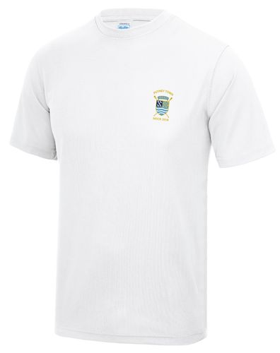 PTRC Men's HOCR 2018 White Tech T-Shirt