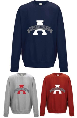 Agecroft RC Sweatshirt Design C