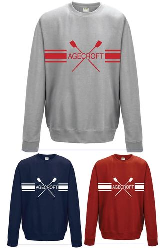 Agecroft RC Sweatshirt Design D