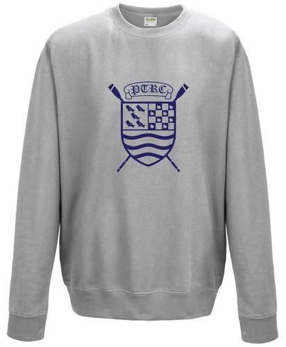 PTRC Grey Sweatshirt